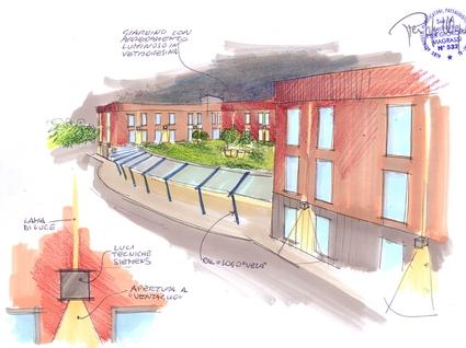 Giardino pensile studiomagrassi for Architettura verde
