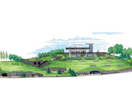 Copertura a verde a courmayeur studiomagrassi for Architettura verde